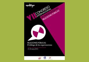 Actas del VII Congreso Internacional de Relaciones Públicas 2012, Sevilla
