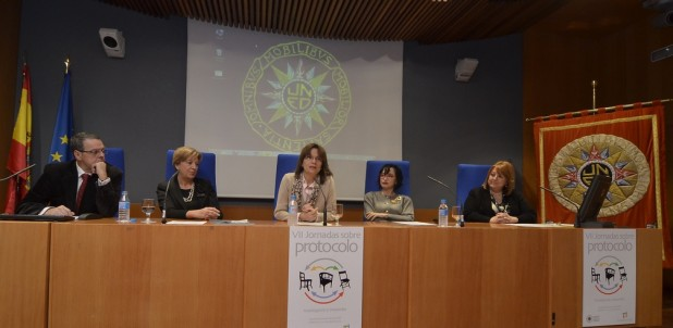 VII Jornadas Protocolo UNED