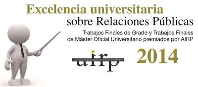 Premios Excelencia AIRP 2014